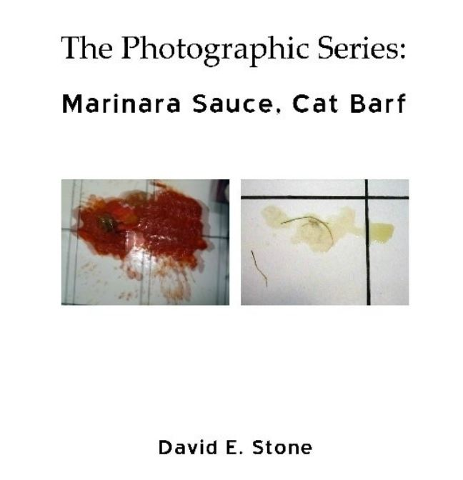 Cover of Marinara Sauce_Cat Barf